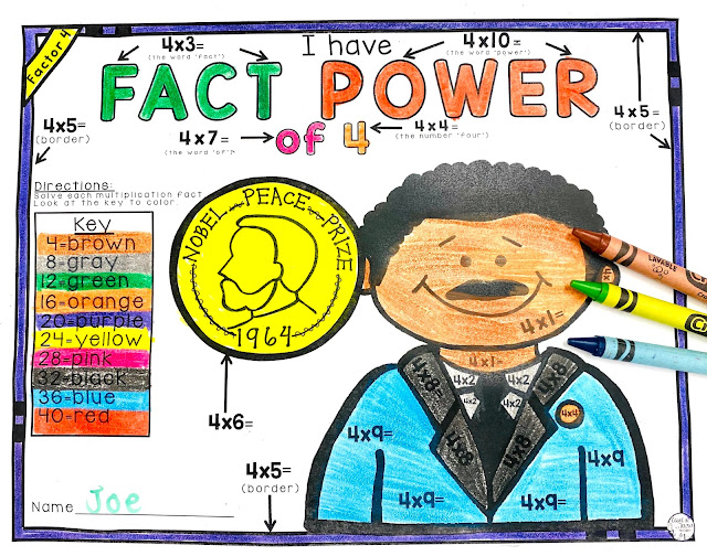 Martin Luther King Jr Must-Do Activities for Your 3rd and 4th Graders